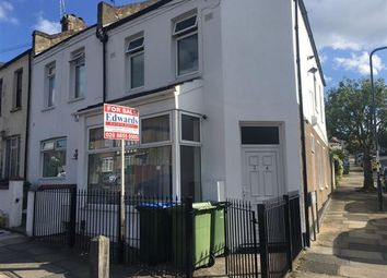 Thumbnail 3 bed end terrace house for sale in Timbercroft Lane, Plumstead, London