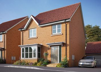 "Thumbnail 4 bed detached house for sale in ""The Rossella"" at Butt Lane, Thornbury, Bristol"