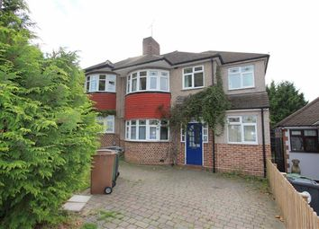 Thumbnail 4 bed semi-detached house to rent in Harford Road, London