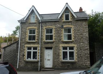 Thumbnail 3 bed detached house to rent in Station Road, Tirydail, Ammanford
