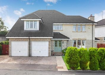 Thumbnail 4 bed detached house for sale in Tintock Place, Dullatur, Glasgow, North Lanarkshire