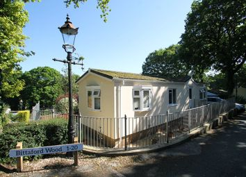 Thumbnail 2 bed mobile/park home for sale in Bittaford, Ivybridge