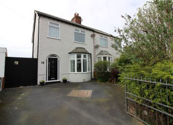 Thumbnail 3 bedroom semi-detached house for sale in North Drive, Cleveleys