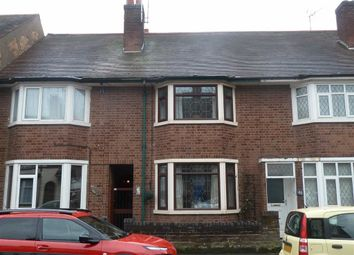 Thumbnail 3 bed terraced house for sale in Manor Court Road, Nuneaton