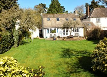 Thumbnail 4 bed detached house for sale in Bladon Road, Woodstock
