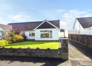 Thumbnail 2 bed semi-detached bungalow for sale in Long Acre, Murton, Swansea
