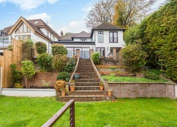 Thumbnail 5 bed detached house to rent in Burntwood Lane, Caterham