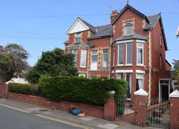 Thumbnail 2 bedroom flat for sale in New Road, Porthcawl