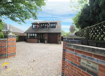 Thumbnail 4 bed detached bungalow for sale in The Sycamores, Brook Way, Doncaster