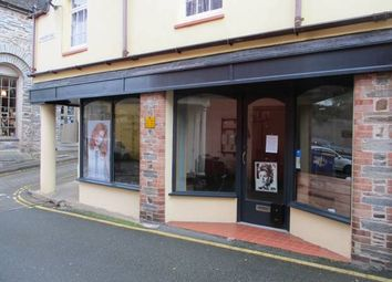 Thumbnail Retail premises for sale in Chancery Lane, Cardigan