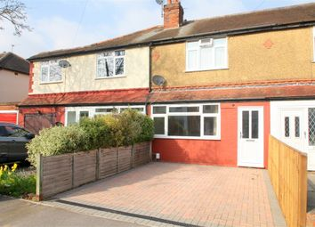 Thumbnail 2 bed terraced house for sale in Kenilworth Gardens, Staines-Upon-Thames, Surrey
