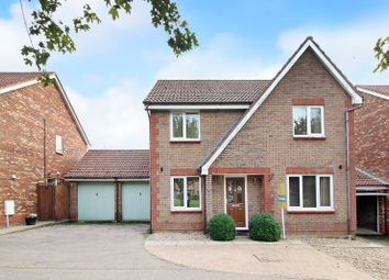 Thumbnail 4 bed detached house for sale in Millview, Ormesby, Great Yarmouth
