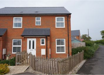 Thumbnail 3 bedroom semi-detached house for sale in Mendham Lane, Harleston