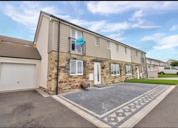Thumbnail 3 bed semi-detached house for sale in Sandpiper Road, Plymouth