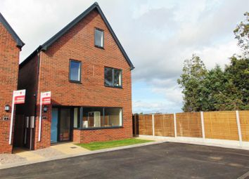 Thumbnail 4 bed detached house for sale in James Munday Rise, Lichfield Road, Coleshill