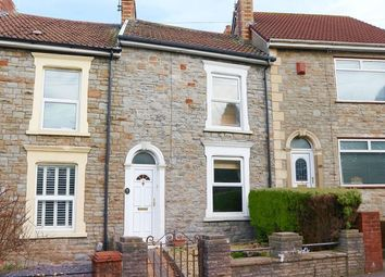 Thumbnail 2 bedroom terraced house for sale in Britannia Road, Kingswood, Bristol