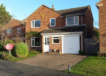 Thumbnail 4 bed detached house for sale in Arran Road, Stamford