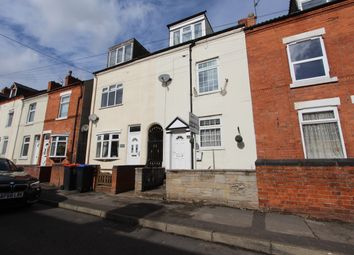 3 bed terraced house for sale in Bentinck Street, Hucknall, Notts NG15