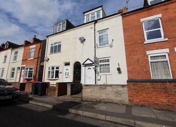 3 bed terraced house for sale in Bentinck Street, Hucknall, Nottingham NG15