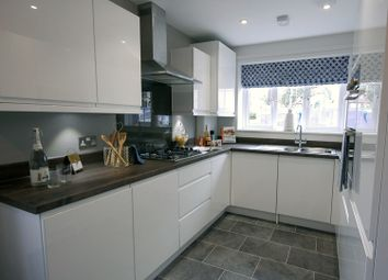 Thumbnail 4 bedroom detached house for sale in Sackville Close, Plymstock