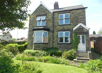 Thumbnail 4 bed detached house for sale in Ecclesfield Road, Chapeltown, Sheffield, South Yorkshire