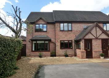 Thumbnail 3 bed semi-detached house for sale in Rowan Close, Hollywood, Birmingham