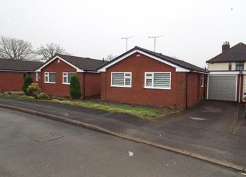 Thumbnail 2 bed bungalow for sale in Freshfield Close, Allesley, Coventry, West Midlands