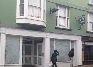 Thumbnail Retail premises to let in High Street, Fishguard