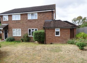 Thumbnail 4 bed semi-detached house for sale in Parr Close, Leatherhead