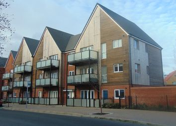 Thumbnail 2 bed flat to rent in Laurens Van Der Post, Repton Park, Ashford