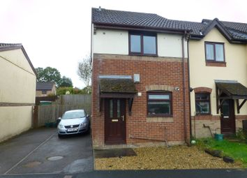 Thumbnail 2 bed end terrace house for sale in Parc Gwernen, Tycroes, Ammanford, Carmarthenshire.