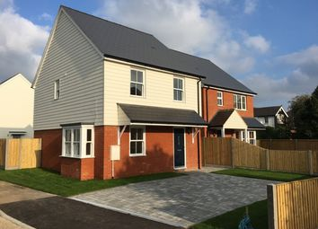 Thumbnail 4 bed detached house for sale in Glebe Way, Whitstable