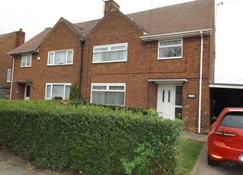 Thumbnail 3 bed property to rent in Broomhill Road, Hucknall