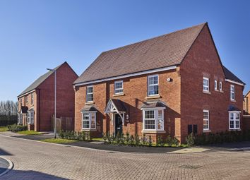 "Thumbnail 5 bedroom detached house for sale in ""Henley"" at Stockton Road, Long Itchington, Southam"