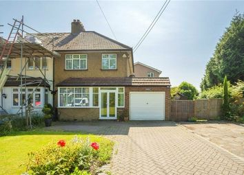 Thumbnail 3 bed semi-detached house for sale in Church Road, Iver, Buckinghamshire