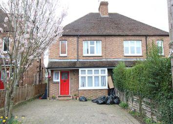 Thumbnail 3 bed semi-detached house for sale in London Road, Stony Stratford, Milton Keynes