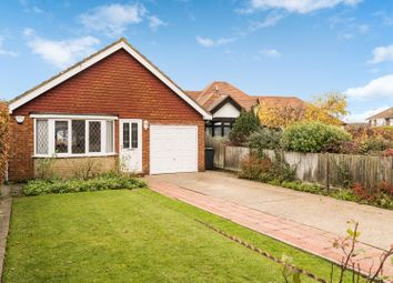 Thumbnail 2 bed detached bungalow for sale in Priest Walk, Tankerton, Whitstable