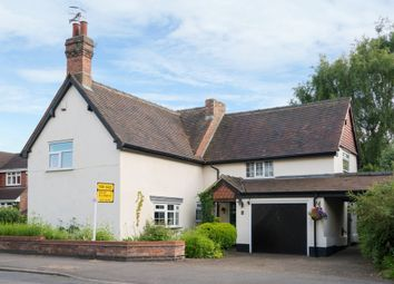 Thumbnail 3 bed detached house for sale in Church Road, Moorgreen