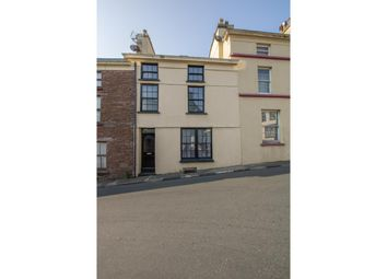 Thumbnail 4 bed town house for sale in Station Road, Peel, Isle Of Man