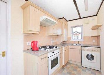 Thumbnail 1 bed mobile/park home for sale in New Dover Road, Capel-Le-Ferne, Folkestone, Kent