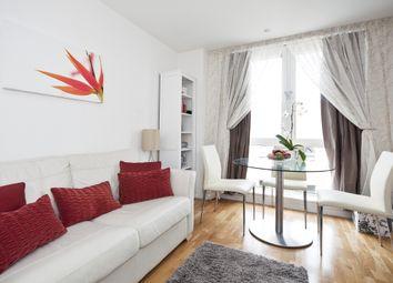 Thumbnail 1 bed flat to rent in 10 Hosier Lane, London