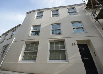 Thumbnail 1 bed flat for sale in First Floor Apartment, 28 Vauvert, St Peter Port