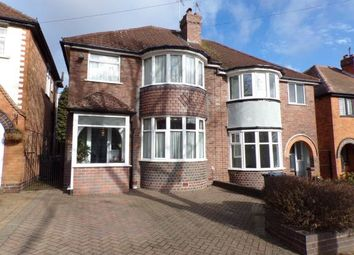 Thumbnail Property for sale in Grayswood Park Road, Quinton, Birmingham, West Midlands
