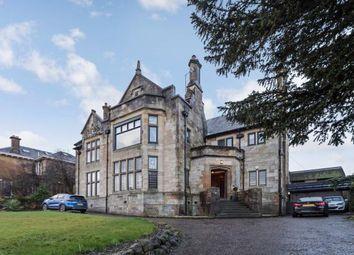Thumbnail 4 bed flat for sale in Octavia Terrace, Greenock, Inverclyde