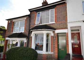 Thumbnail 4 bed terraced house for sale in Cross Road, Watford