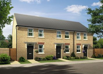"Thumbnail 2 bedroom terraced house for sale in ""Winton"" at Blenheim Close, Stafford"