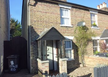 Thumbnail 2 bed cottage for sale in Park Road, Bushey