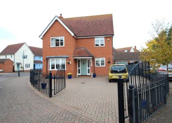 Thumbnail 4 bed detached house for sale in Kiltie Road, Tiptree, Colchester
