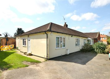Thumbnail 3 bed semi-detached bungalow for sale in Willson Road, Englefield Green, Surrey