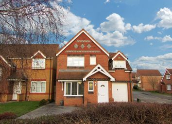 Thumbnail 3 bed detached house for sale in Darien Way, Thorpe Astley, Leicester